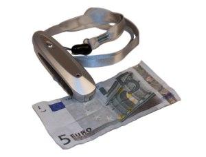 53173 detector de billetes falsos de bolsillo