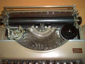 cinta para maquina de escribir tippa de Triump