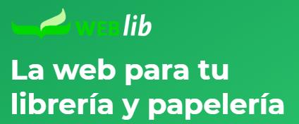 weblib la web para tu papeleria